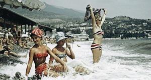 История туризма в Крыму