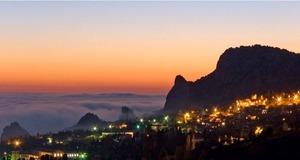 Гора Кошка, Симеиз