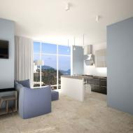 Дизайн интерьеров квартир А104 - А704