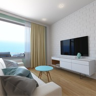 Дизайн интерьера квартир Б101 - Б201