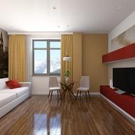 Дизайн интерьера квартиры Б210