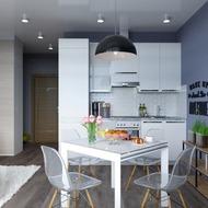 Дизайн интерьера квартир Б208 - Б708