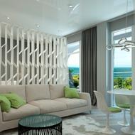 Дизайн интерьера квартир А106 - А706
