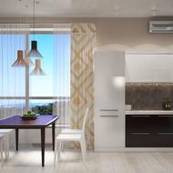 Дизайн интерьера квартир Б106 - Б706