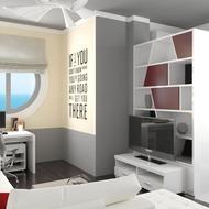 Дизайн интерьера квартиры А110
