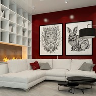 Дизайн интерьеров квартир А201-А601