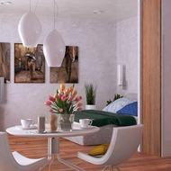 Дизайн интерьера квартир А103 - А703