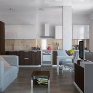 Дизайн интерьера квартир А208 - А708