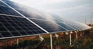 Строительство солнечных электростанций в Крыму