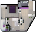 Квартира А309