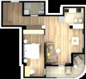 Квартира А405