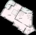Квартира А701