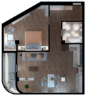 Квартира А308