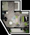 Квартира А606