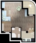 Квартира Б710