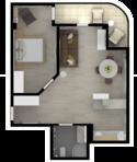 Квартира А604