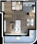 Квартира Б701