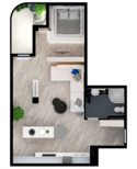 Квартира А601
