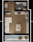 Квартира Б502