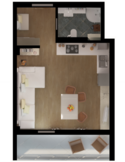 Квартира Б702