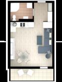 Квартира Б703