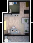 Квартира Б105