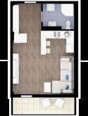 Квартира Б104