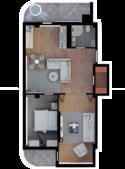 Квартира Б306